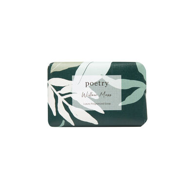 Willow Moss Soap Bar