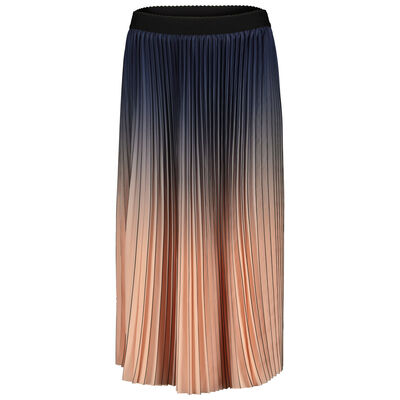 Jina Ombre Pleated Skirt