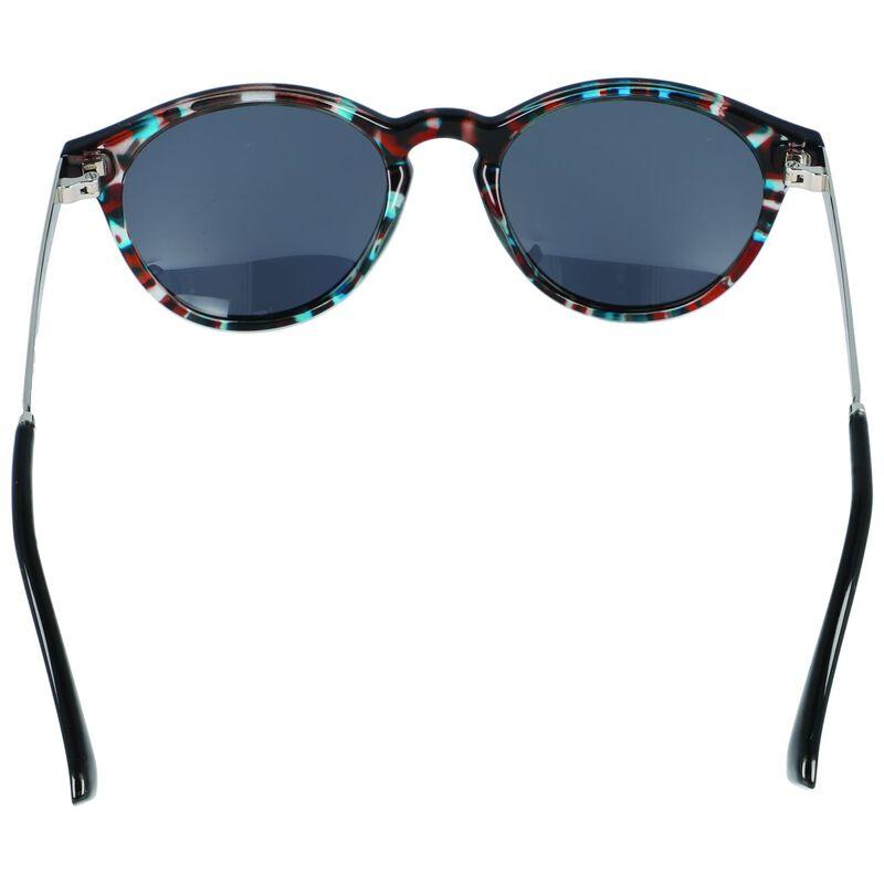 Poetry Polarised Contemporary Sunglasses -  black-silver