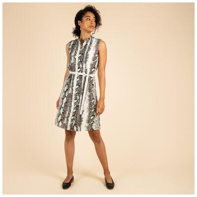Brair Shirt Dress