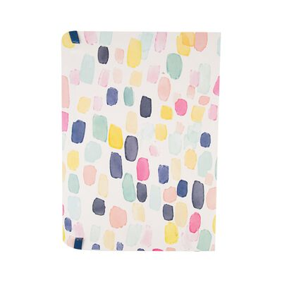 Abstract Dash Notebook