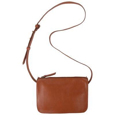 Zoey Leather Cross Body Bag