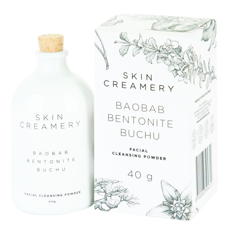 Skin Creamery Facial Cleansing Powder -  assorted
