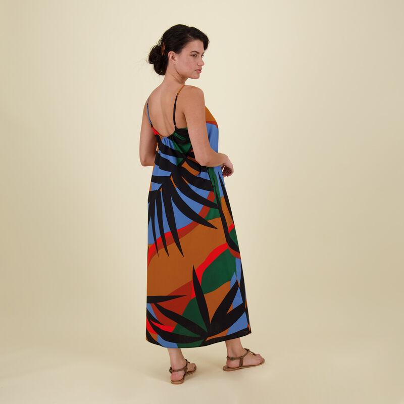 Damaris Printed Dress -  assorted