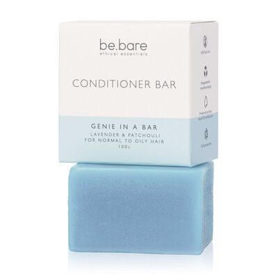 Be Bare: Genie in a Bar Conditioner