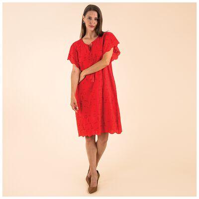 Kizzy Tunic Shiffley Dress