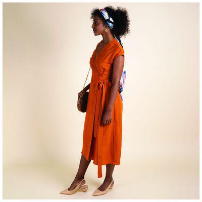 Abnoba Linen Dress