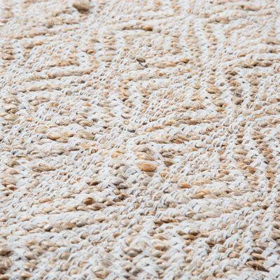Cotton & Jute Rug