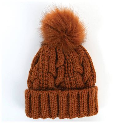 Jaelyn Cable Beanie
