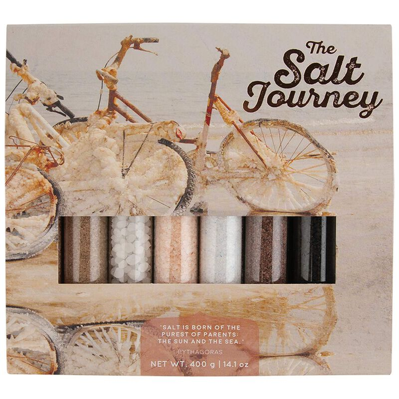 The Salt Journey -  assorted