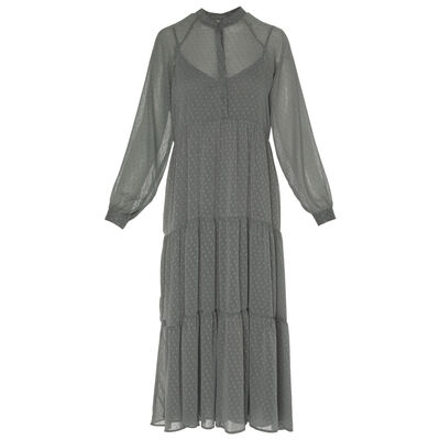 Chrissy Tiered Maxi Dress