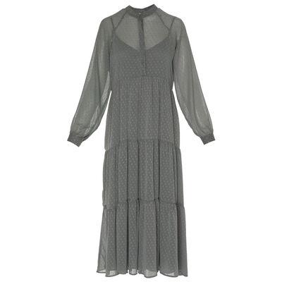 Chrissy Tiered Maxi Dress