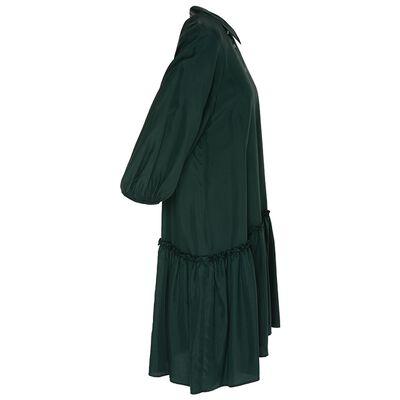 True Ruffle Hem Dress