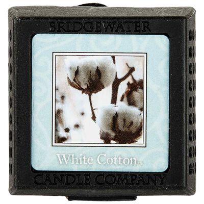 White Cotton Auto Vent