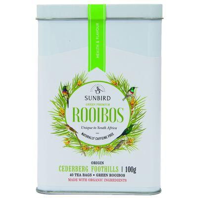 Sunbird Green Rooibos Tea