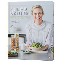 Super Natural Cookbook -  assorted