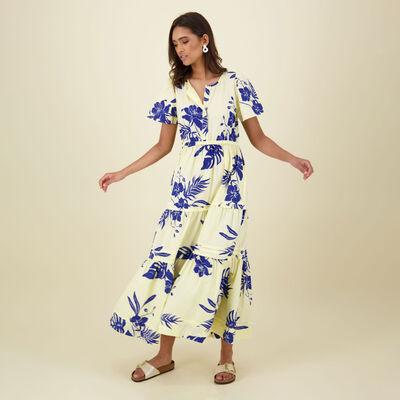 Ensley Fit & Flare Dress