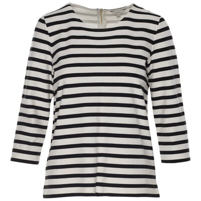 Fario Printed Stripe T-Shirt