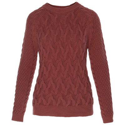 Heidi Cable Pull Over