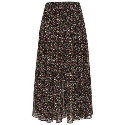 Cassandra Printed Skirt