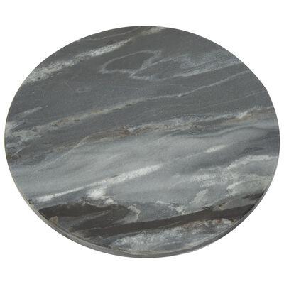 Grey Marble Trivet Set