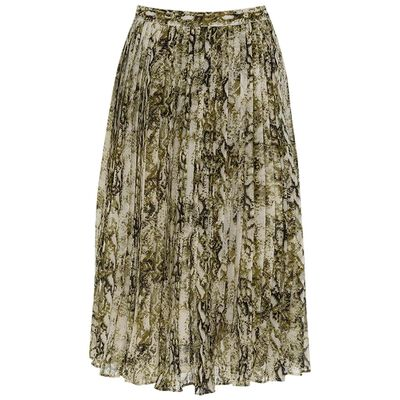 Kensington Pleated Skirt