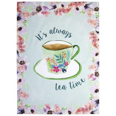 Its Always Tea Time Towel