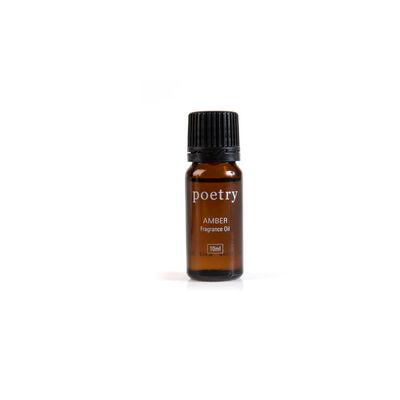 Amber Fragranced Burning Oils