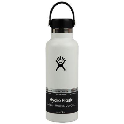 White Hydro Flask