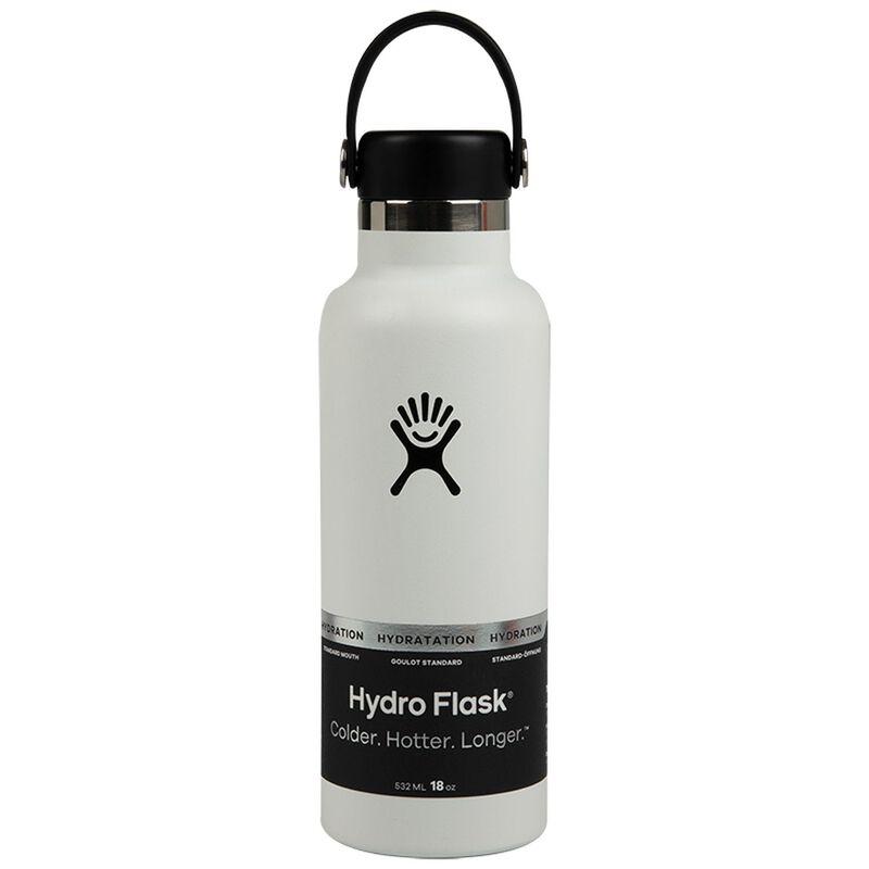 White Hydro Flask -  white