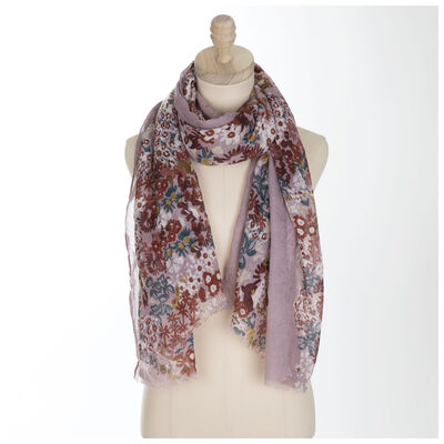 Chelsia Floral Scarf