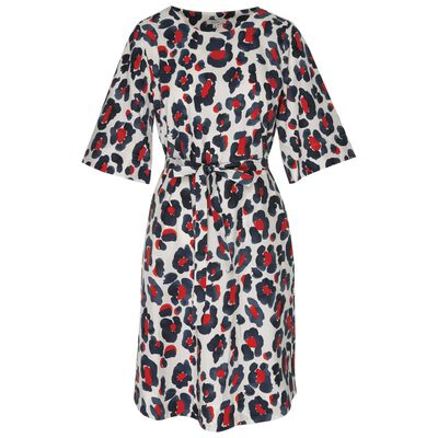 Zula Cheetah Tunic Dress