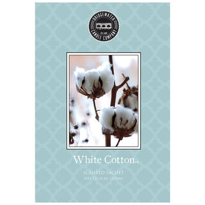 White Cotton Scented Sachets