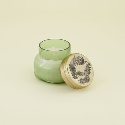 Pearlized Candle in a Jar