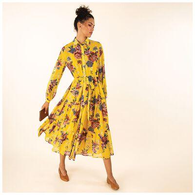 Bailey Floral Maxi Dress