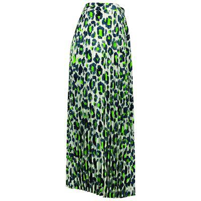 West Pleated Skirt