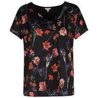 Maylin Floral T-Shirt -  green