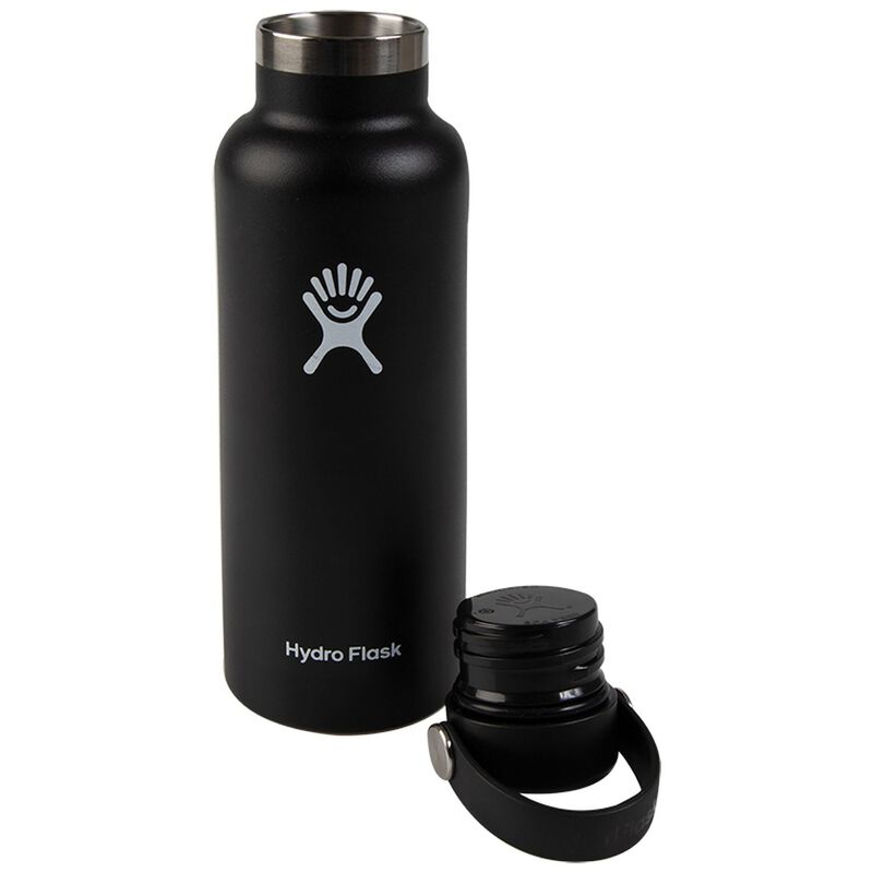 Black Hydro Flask -  black