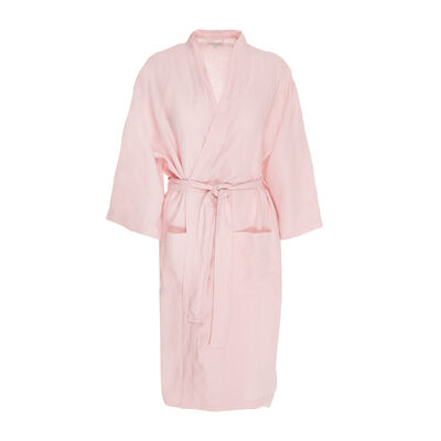 Hunny Linen Gown