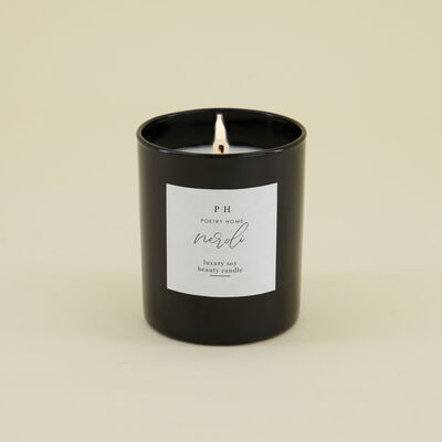 Neroli Soy Beauty Candle