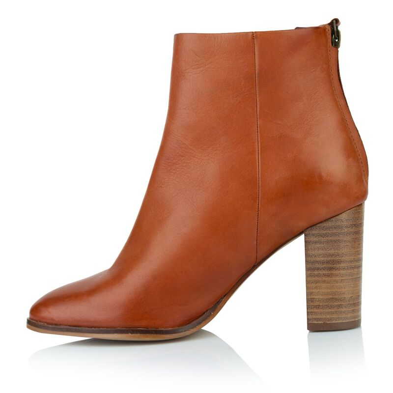 Rare Earth Ladies  Jamie Boot -  tan