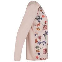 Kimbra Floral T-Shirt -  pink