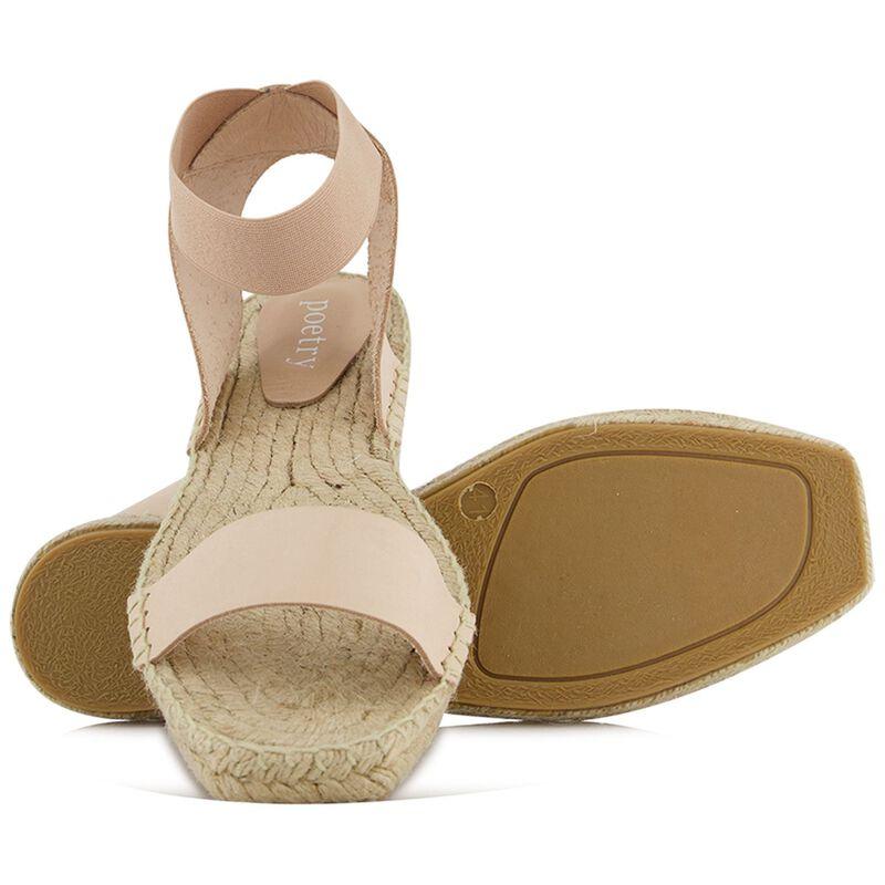 Maya Sandal -  cream