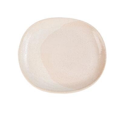 Pink Textured Platter