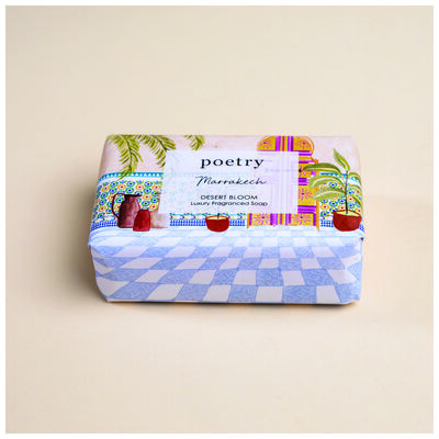 Marrakech Soap Bar