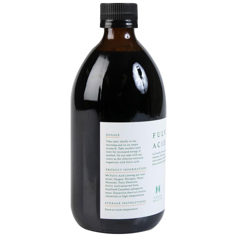 Fulvic Acid Liquid -  assorted