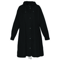 Anika Parka Jacket -  black