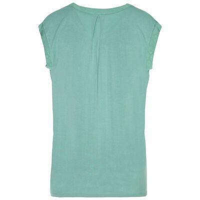 Bri Jacquard Combo T-shirt