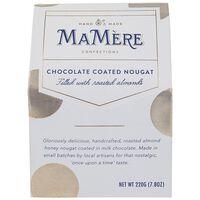 MaMère Chocolate Coated Roasted Almond Nougat -  c09
