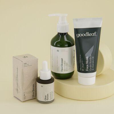 Goodleaf Skincare Glow Kit